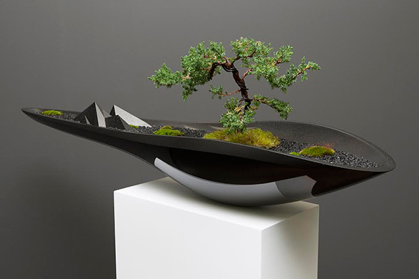 Kasokudo - Bonsai Planter by Adrian Magu