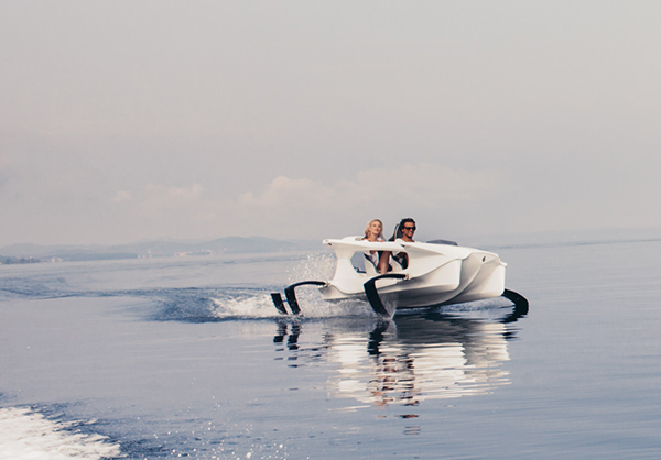 Quadrofoil - Hydrofoil Watercraft