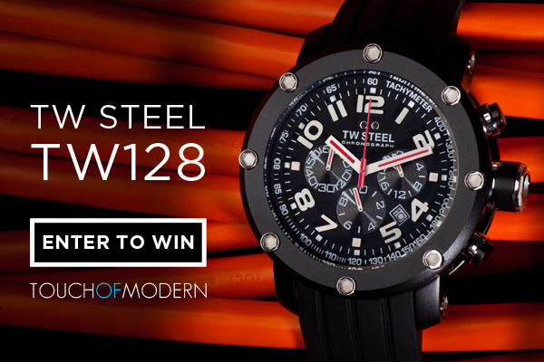 Giveaway: Five Days, Five Watches with Touch Of Modern - Today is TW Steel TW128 Watch
