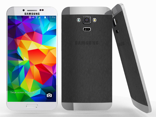 Samsung Galaxy S6 Concept Phone by 91mobiles