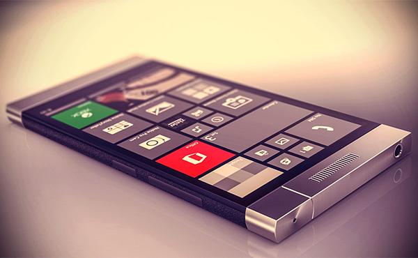Spinner Concept Phone by Phone Designer [ Jonas Dähnert ]