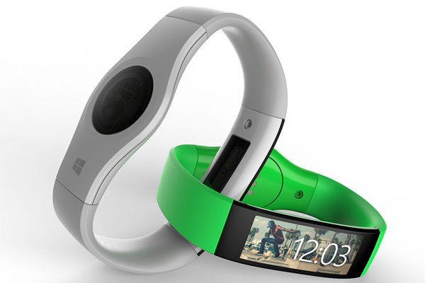 Windows 10 Fitness Smartwatch Concept by Phone Designer [ Jonas Dähnert ]