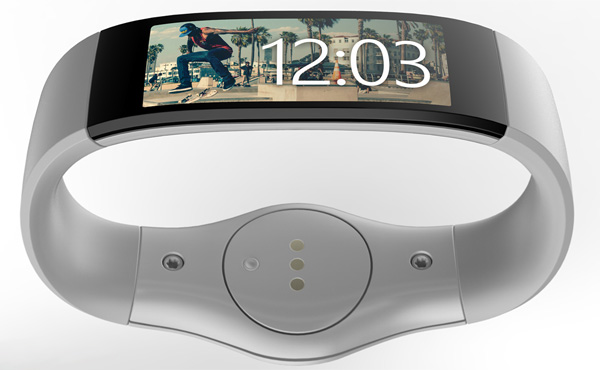 Look … A Windows 10 Fitness Smartwatch