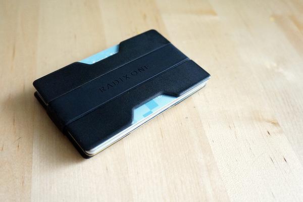 Radix One Slim Wallet by Arthur Wu