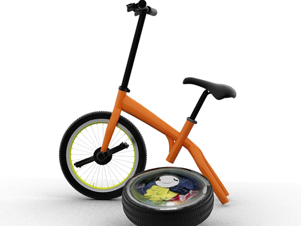 Bike Washing Machine >> Pedal Powered Clothes Washing Yanko Design