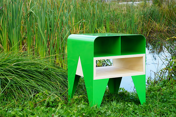 FROG - Side Table by NAB Design Studio