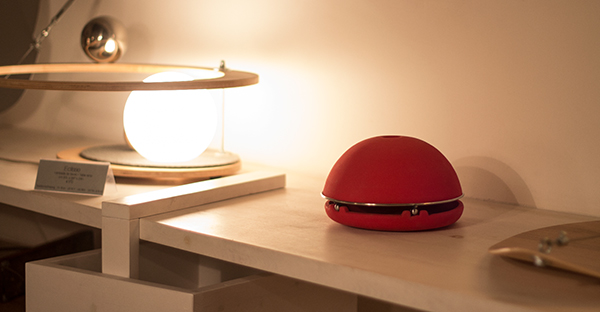 Egloo - Candle Powered Heater by Marco Zagaria