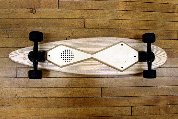MUZE - Longboard Radio by So-Hee Woo