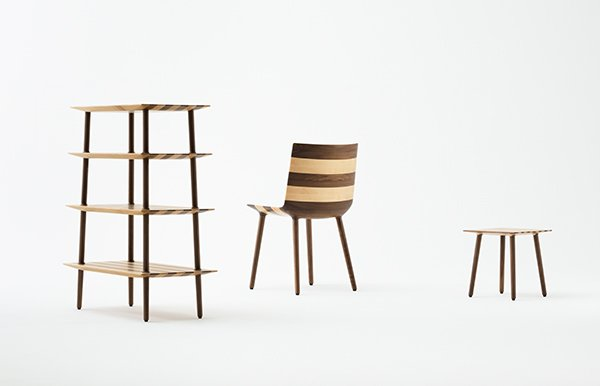 Wafer Furniture Series by Claesson Koivisto Rune Architects