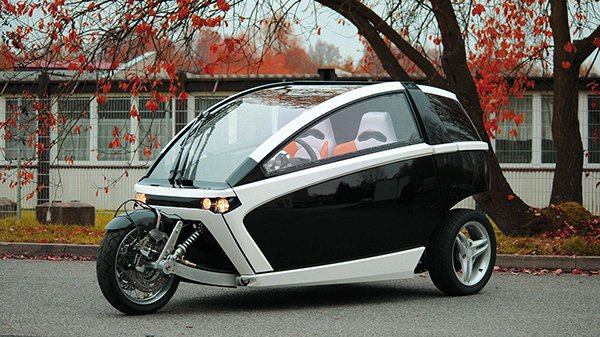 Innvelo Three - Concept Vehicle by FORM & DRANG