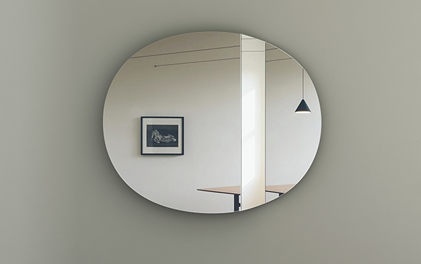 LOID - Mirror by Roberto Paoli for Ligne Roset