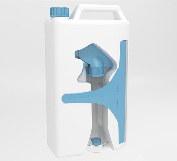 Spray n' Save