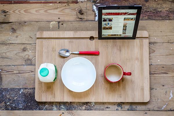 Portable Lap Desk Installation No 1 Yanko Design