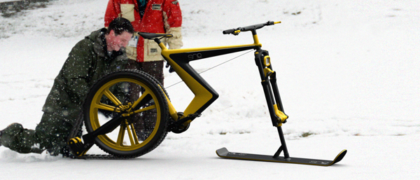 Sno - Snow Bike by Venn IDC