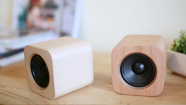 Sugr Cube Speaker by Yan Yan