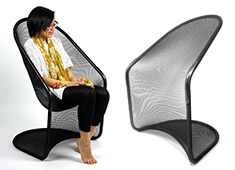 The Chair that wanted to be a Hammock