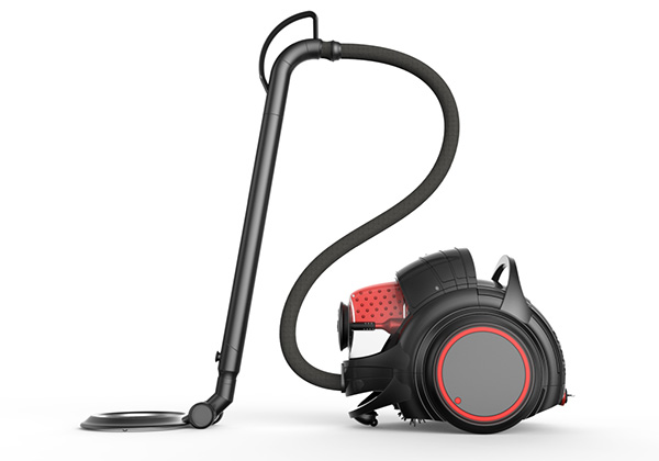Twinkle – Vacuum Cleaner Concept by Yeontaek Lee