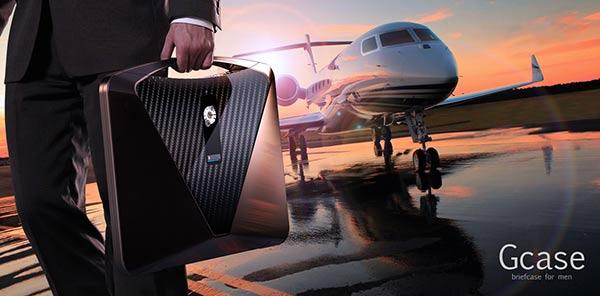 Gcase - Smart Briefcase by Beau Reid