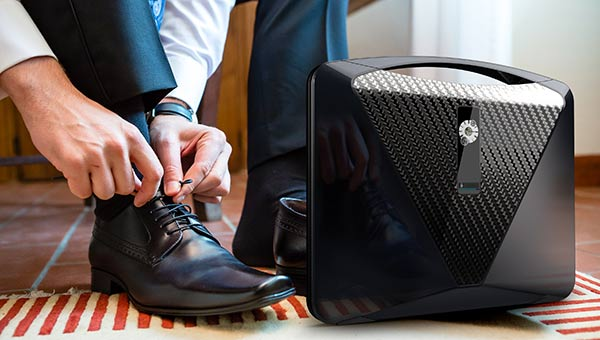This Briefcase Means Business