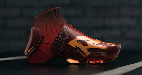 Nike RR 2030 Cleats by David Olivares Román