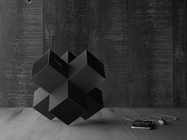 Xcube - Home Audio by Michael Samoriz