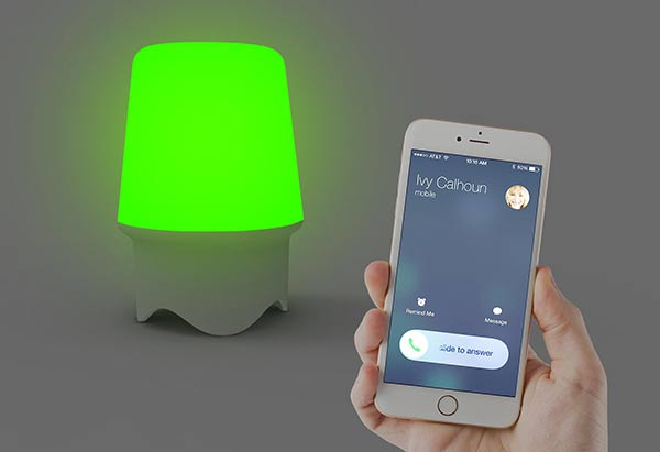 Smart Lamp by Patrick O'Connell