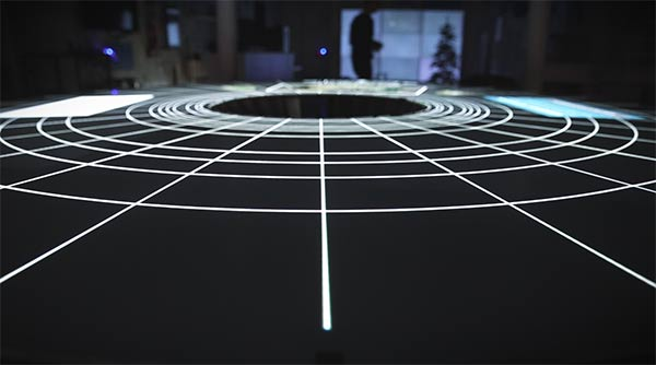 Polar - Interactive Installation by Lab101