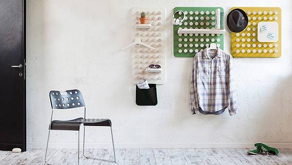 Manolo - Multifunctional Furniture by Ilario Branca