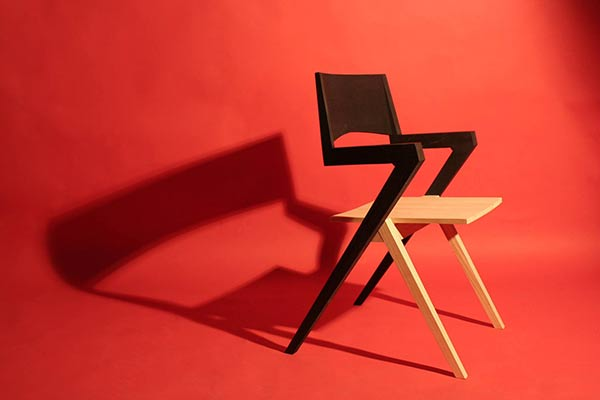 Z Chair by Petra Salarić
