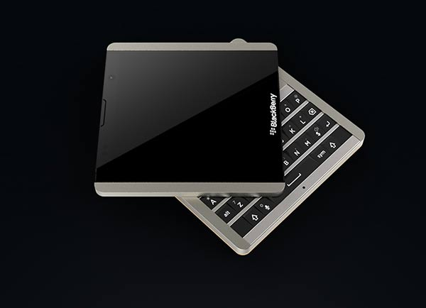 BlackBerry L Smartphone Concept by Andrew Zhilin