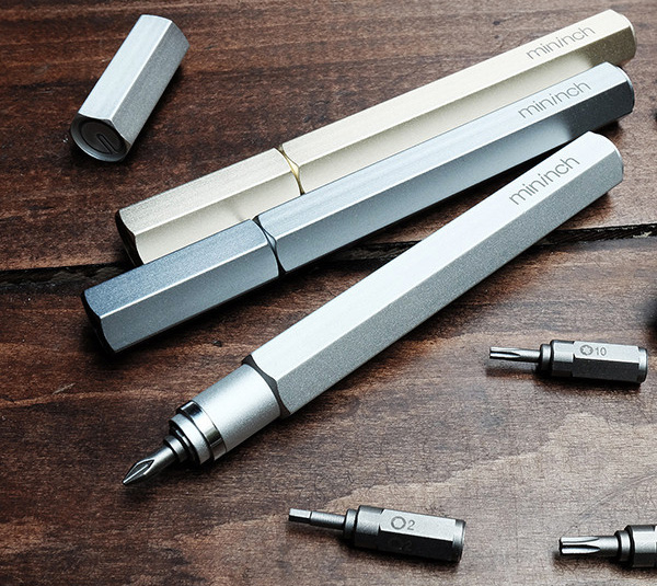 Tool Pen – Portable Tool Pen by mininch