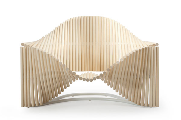 Animada - Chair by Eduardo Benamor Duarte
