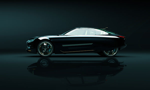 DS21 Renaissance - Concept Car by Slimane Toubal