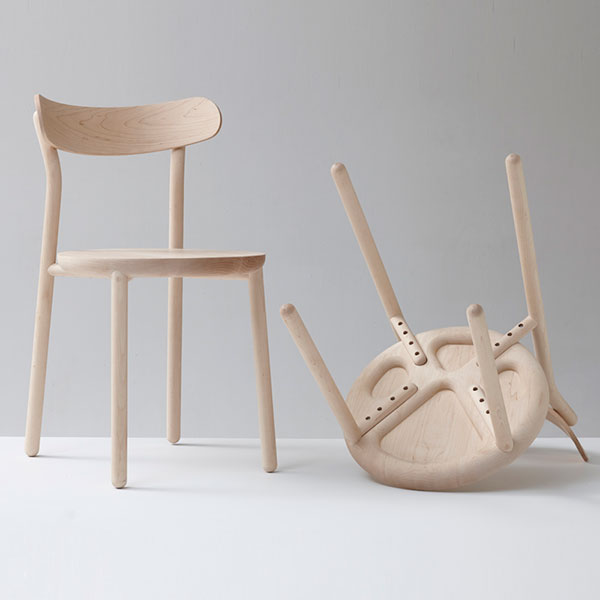 Them Chair by Nicholas Karlovasitis & Sarah Gibson