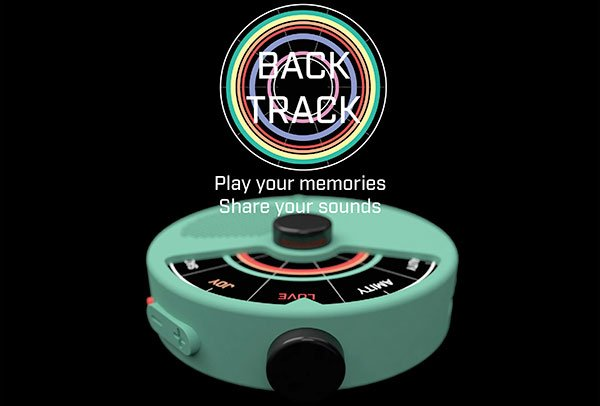 Backtrack - Sound Memory Recorder by Maria Romero Pérez