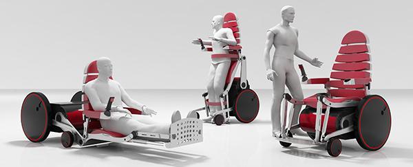 Mobility Concept by Natalia Vergunova & Sergey Vergunov