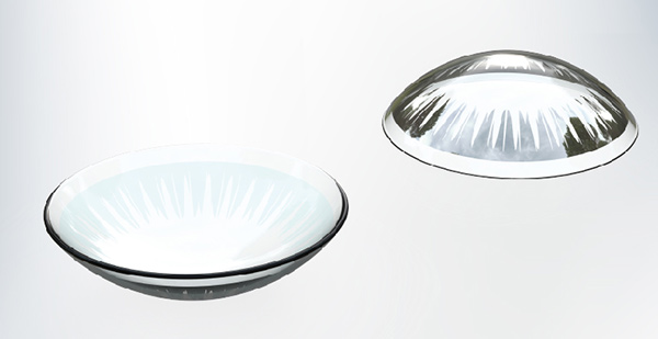 Mirror Contact Lenses by Huang-Yu Chen & Shih-Ting Huang