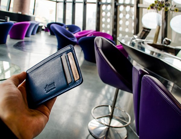 Front Wallets by Axess