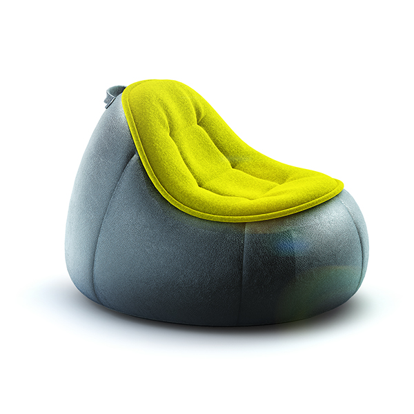 PUFFi Beanbag by Redo Design Studio
