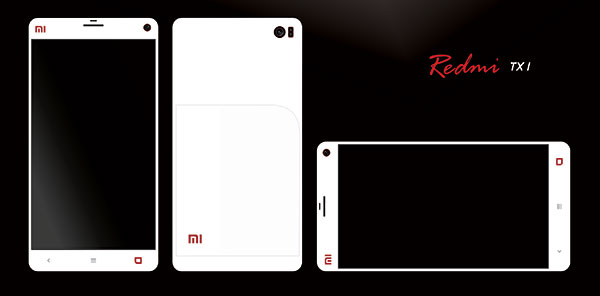 RedMi- Smartphone by Hege