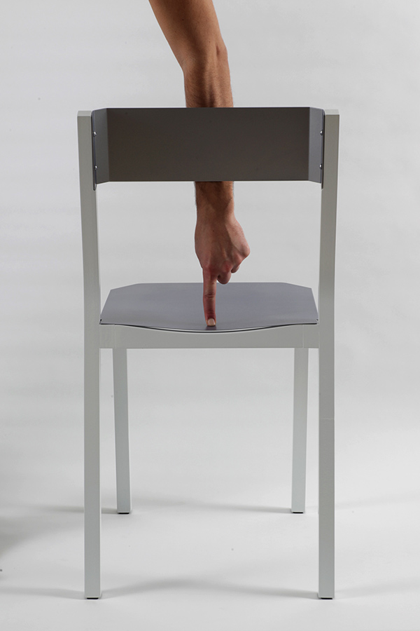 Flexi Chair by Ariel Anisfeld