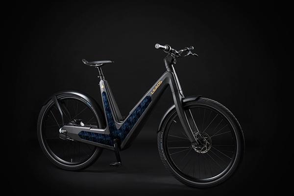 The New Urban e-Bike