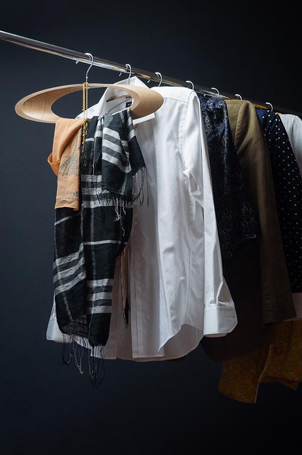 An Artistic Eco-Twist on the Hanger - image trempel_02 on http://bestdesignews.com
