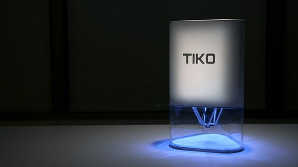 3D printer that's cheaper than an iPhone - image tiko_3d_printer_2 on http://bestdesignews.com
