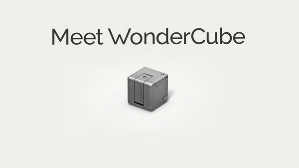 Wondercube Mobile Accessory by Mutants Designlab