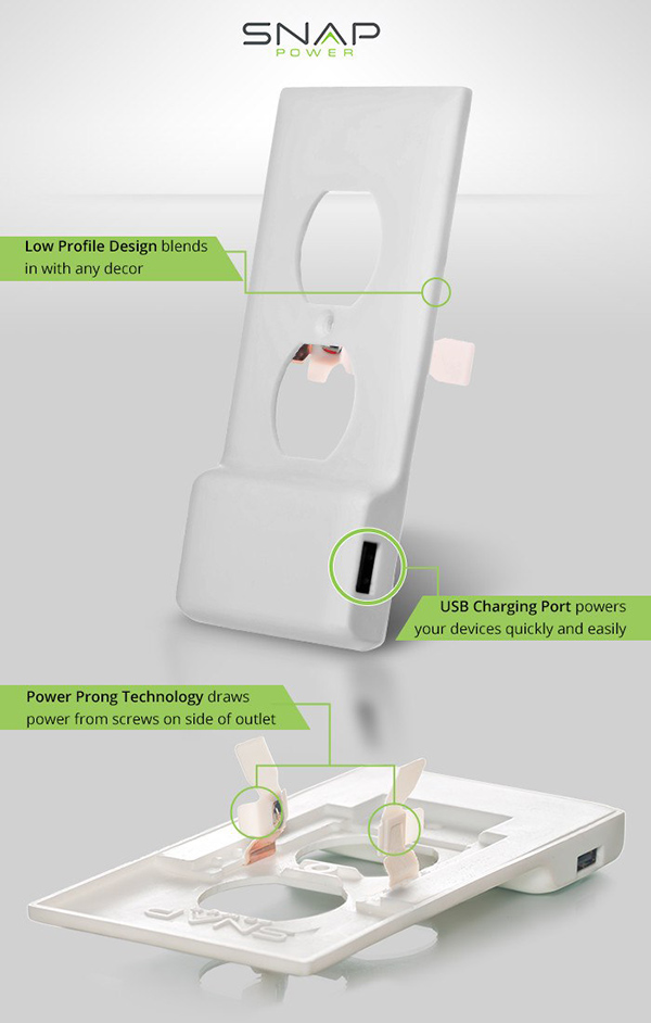The Best Thing Since the USB Itself - image snappower_01 on http://bestdesignews.com