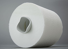 Toilet Paper With a Twist