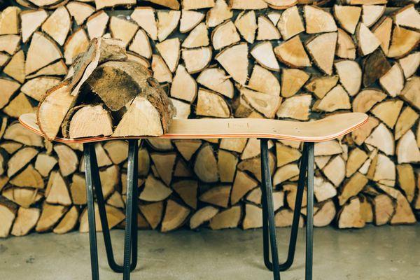 What's a Skateboard with legs called? - image bakedroast_skateboard_table_17 on http://bestdesignews.com