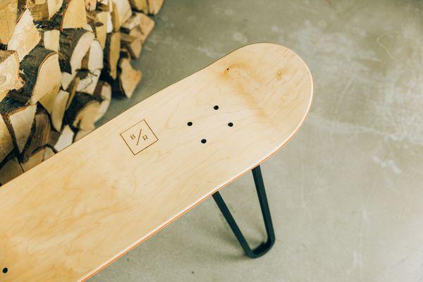 What's a Skateboard with legs called? - image bakedroast_skateboard_table_18 on http://bestdesignews.com