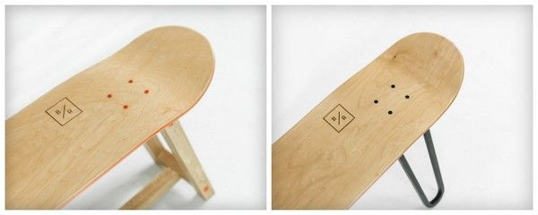 What's a Skateboard with legs called? - image bakedroast_skateboard_table_9 on http://bestdesignews.com